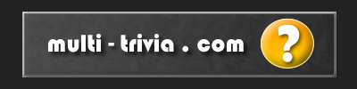 Multiple Choice Trivia - Multi-Trivia.com